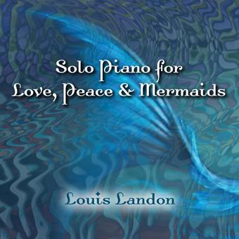 Reality Not Fantasy- Louis Landon | Solo piano CD